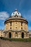 kamery England Oxford radcliffe Zdjęcia Stock
