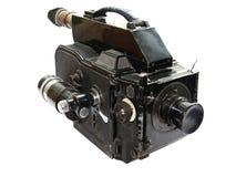 kamery filmu rodina Obrazy Royalty Free