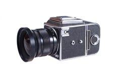 kamery formata środek obraz stock