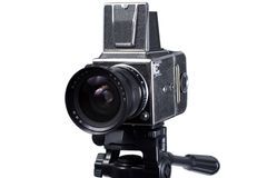 kamery formata środek fotografia stock