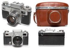 kamery fotografia Obrazy Stock