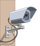 kamery inwigilacja Zdjęcia Royalty Free