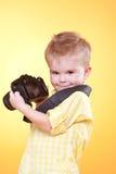 kamery małego fotografa fachowy przedstawienie Zdjęcie Stock