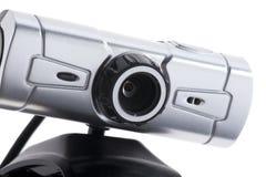 kamery makro- sieci biel Fotografia Stock