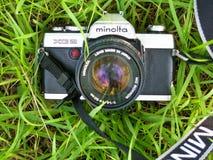 Kamery minolta zdjęcie stock