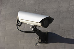 kamery nadzoru Zdjęcia Stock