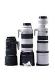 kamery obiektywu profesjonalista Fotografia Royalty Free