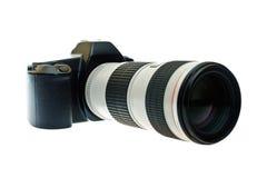 kamery obiektywu telephoto Fotografia Royalty Free