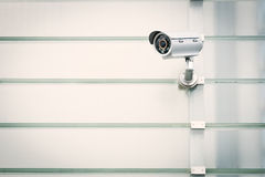 kamery ochrona Zdjęcie Stock