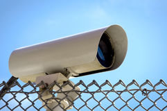 kamery ochrona zdjęcie royalty free
