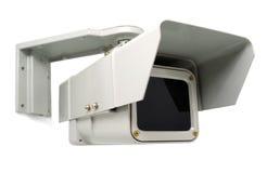 kamery ochrona Zdjęcia Royalty Free
