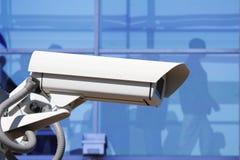 kamery ochrony obraz stock