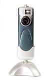 kamery odosobniony sieci biel Obraz Stock