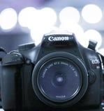 Kamery okładzinowa kamera Zdjęcie Royalty Free