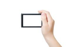 kamery ręka Obraz Stock