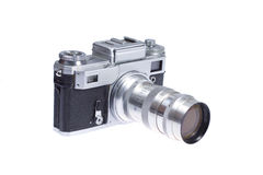 kamery rangefinder obraz royalty free