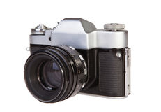 kamery retro ekranowy Zdjęcia Stock