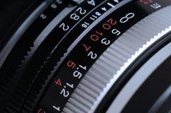 kamery skutka eps10 ilustracyjny obiektywu tęczy wektor Zdjęcia Stock