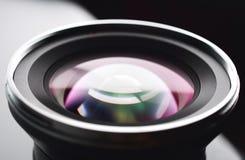 kamery skutka eps10 ilustracyjny obiektywu tęczy wektor Zdjęcie Stock