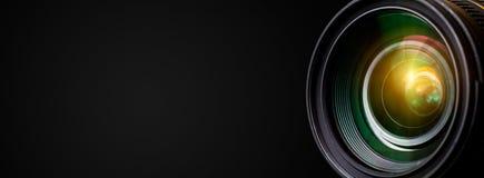 kamery skutka eps10 ilustracyjny obiektywu tęczy wektor Fotografia Royalty Free