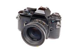 kamery stary ekranowy Obraz Stock