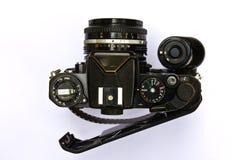 kamery stary ekranowy obrazy royalty free
