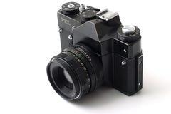 kamery stary ekranowy fotografia stock