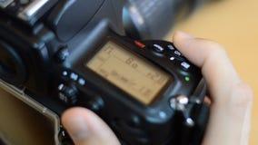 Kamery strzelanina zbiory wideo
