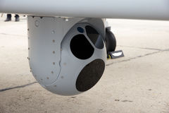 Kamery UAV truteń obraz stock