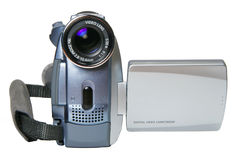 kamery wideo 1 cyfrowy Obrazy Royalty Free