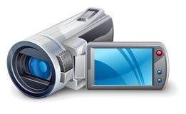 kamery wideo royalty ilustracja