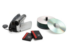 kamery wideo cyfrowych, Obraz Royalty Free