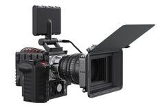 Kamery wideo wyposażenie Zdjęcia Stock