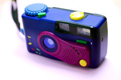 kamery zabawka Fotografia Stock