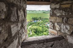 Kamianets Podilskyi Castle Στοκ Εικόνα