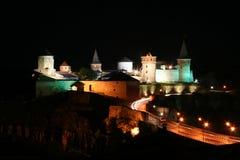 Kamianets-Podilskyi Castle Royalty Free Stock Photography