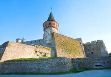 Kamianets-Podilskyi Castle (Ukraine) Royalty Free Stock Photography