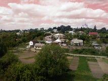 Kamianets-Podilskyi, Ucrania Imágenes de archivo libres de regalías
