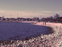 Kamień, plaża, uskok, bezpłatny, medytacja, kolory, natura, obrazy stock