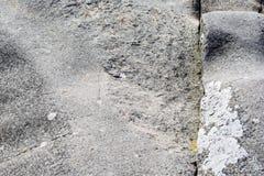 Kamień i kształty Zdjęcie Royalty Free