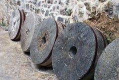 kamień milowy Zdjęcie Royalty Free