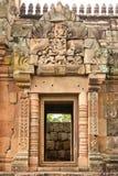 kamień phanom ruin szczebla kamień Thailand Obraz Royalty Free