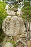 Kamień skały Zdjęcia Stock