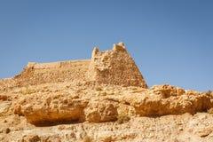 Kamień z czego był budujący forteca Ait Ben Haddou Zdjęcie Stock