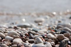 kamień. Zdjęcie Stock