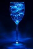 kamień dekoracyjna szklana woda Obrazy Royalty Free