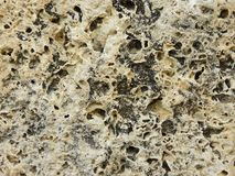 Kamień dziury Zdjęcia Stock