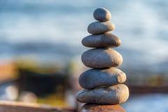 Kamień równowaga Zdjęcie Stock