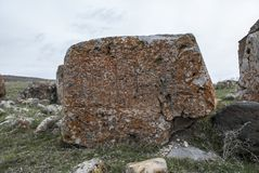 Kamień ruiny Obrazy Royalty Free