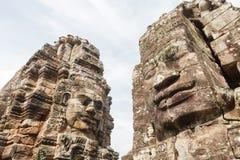 Kamień twarze Obrazy Stock